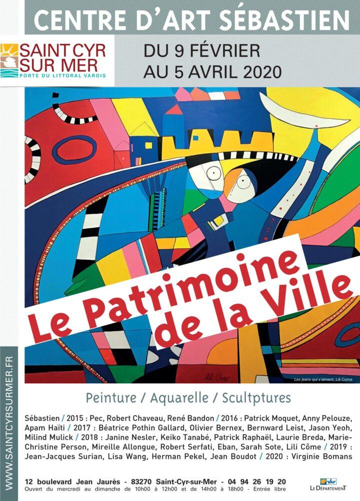 patrimoine AFFICHES BANDEROLLES BACHE 2020.indd