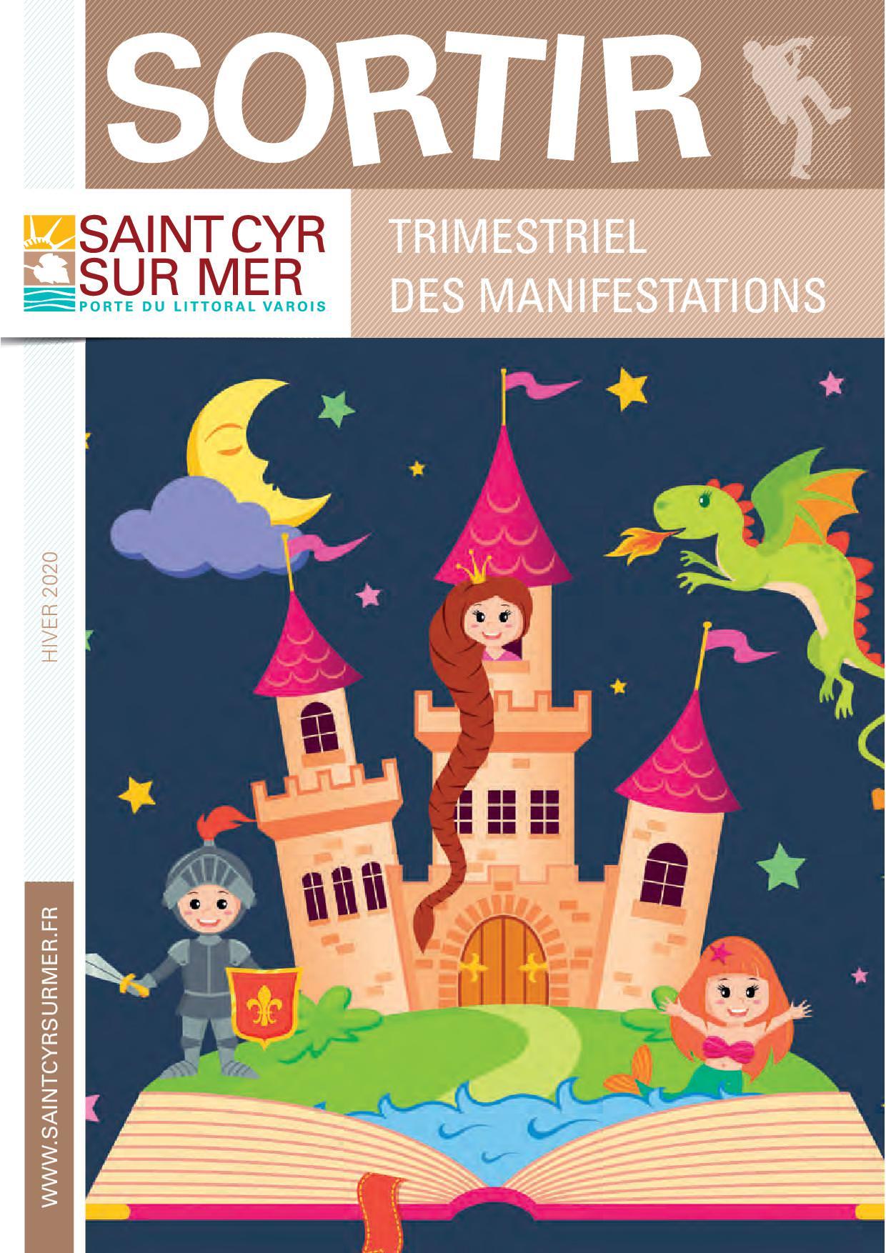 Sortir : Die vierteljährlichen Veranstaltungen in Saint-Cyr-sur-Mer