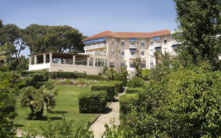 Januar Angebote im Grand Hôtel les Lecques