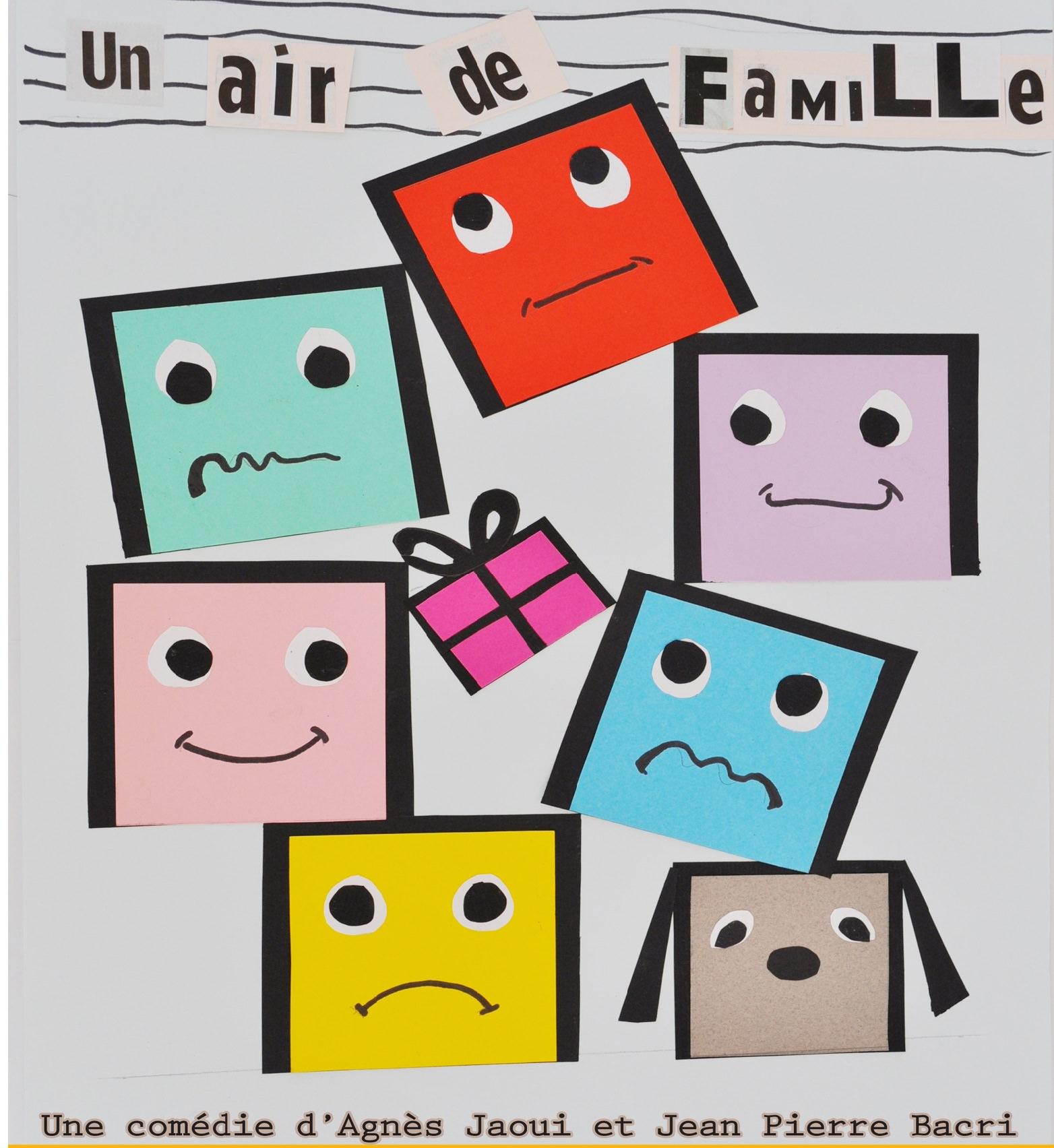 """Theaterabend """"Un air de famille"""""""