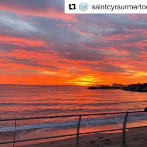 Sunset sur Instagram