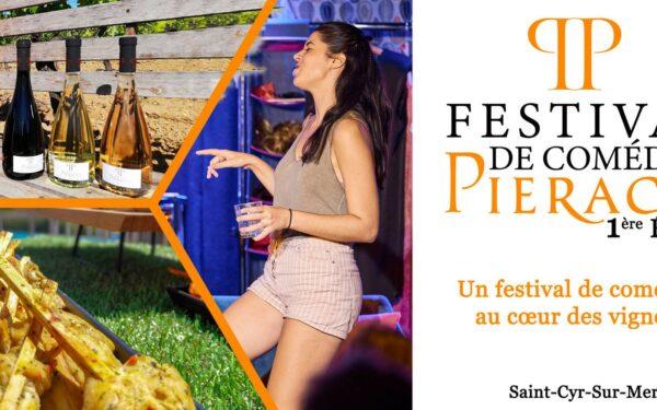 Pieracci Comedy-Festival